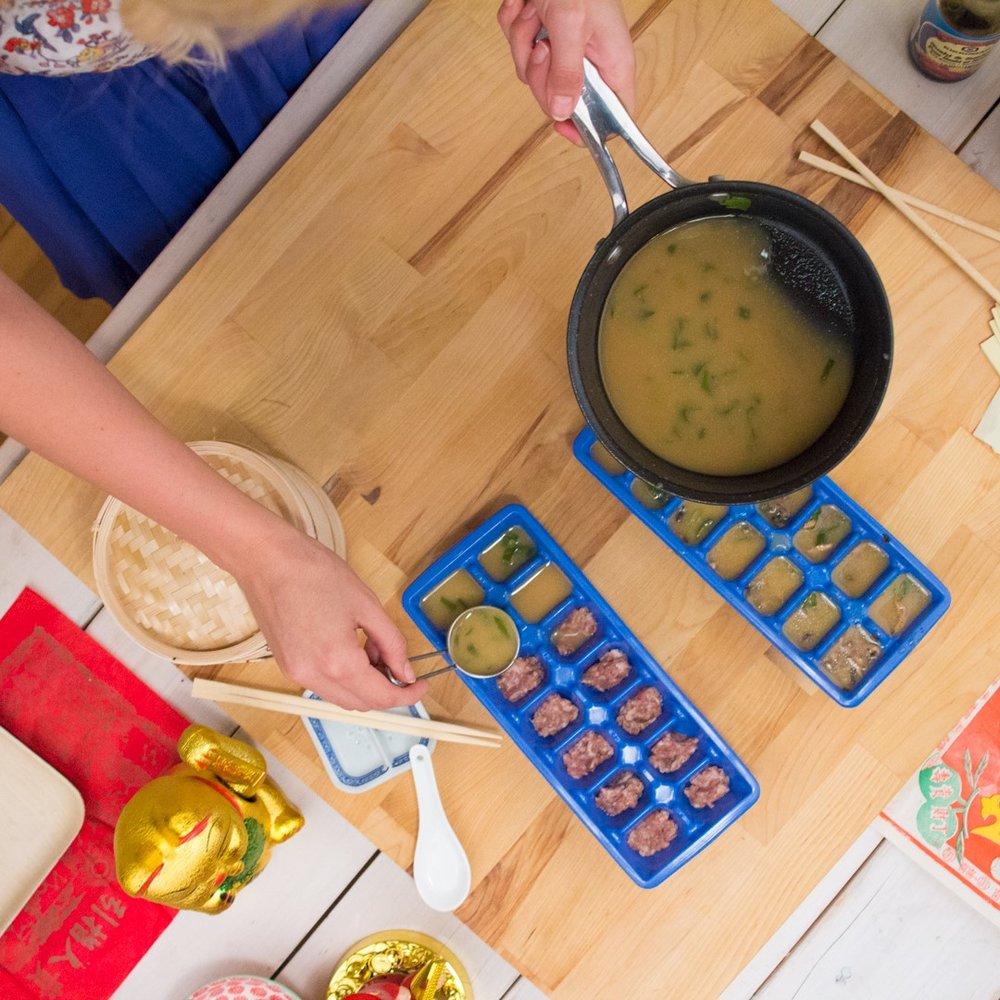 Soup Dumplings Ladle