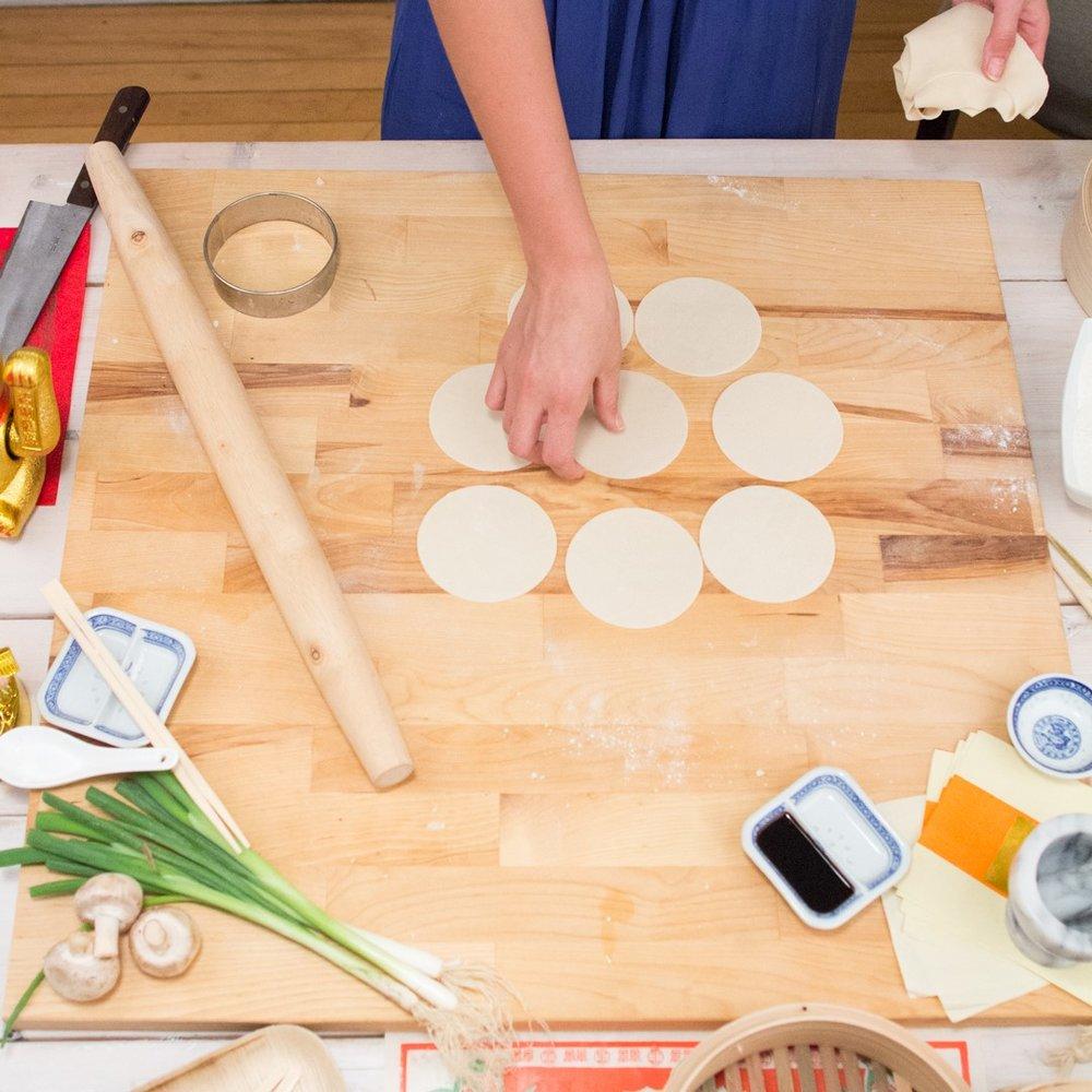 Soup Dumpling Rounds