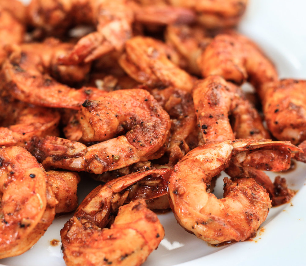 Spicy Louisiana Shrimp
