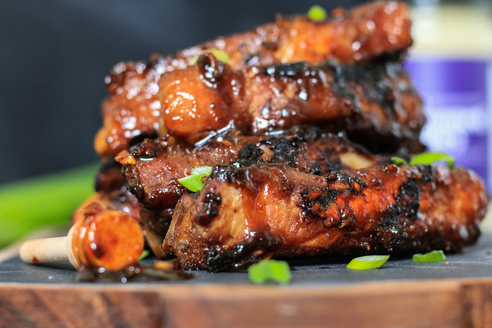 Honey Miso Ribs
