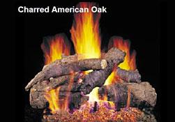 Charred American Oak