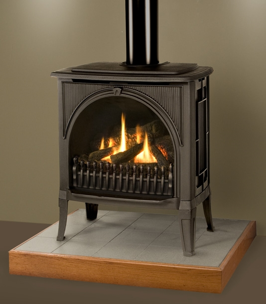 Free-standing DirECT VENT - Gas Fireplaces €� Kett's Hearth & Home