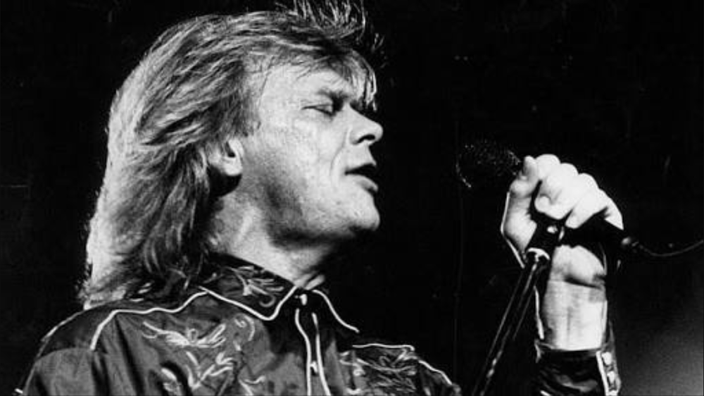 Johnny Farnham on his 7th Final Tour.