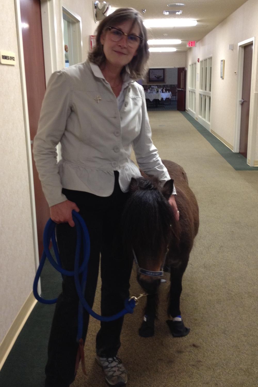 Gina and Hershey nursing home.jpg