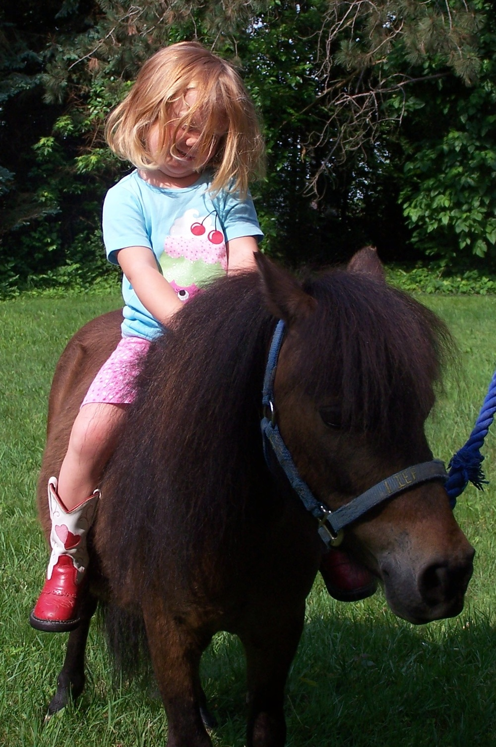 Kate on Hershey.jpg