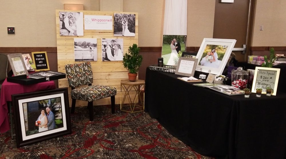Whippoorwill Photography Wedding Expo Booth January 2019 Willmar Conference Center.jpg