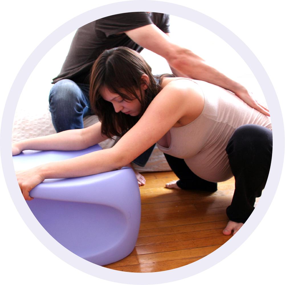 kaya birth stools support for comfortable upright birth