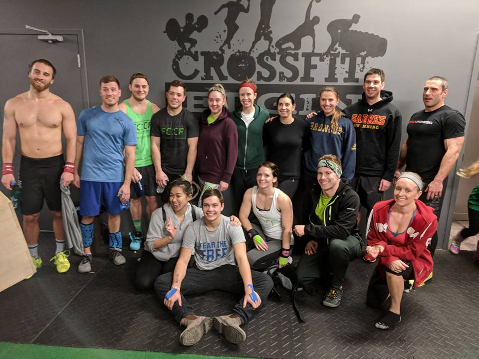 Do you need to get off the couch? Find the right community to help motivate you to get back to an active, healthy and happy lifestyle. Check the link for Courtney's journey from Couch to (CrossFit) Community:   From Couch to Community