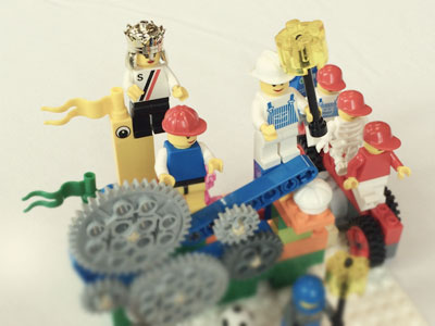 Innovate with LEGO®Serious Play®    Workshops