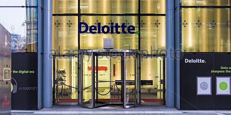 Deloitte, London