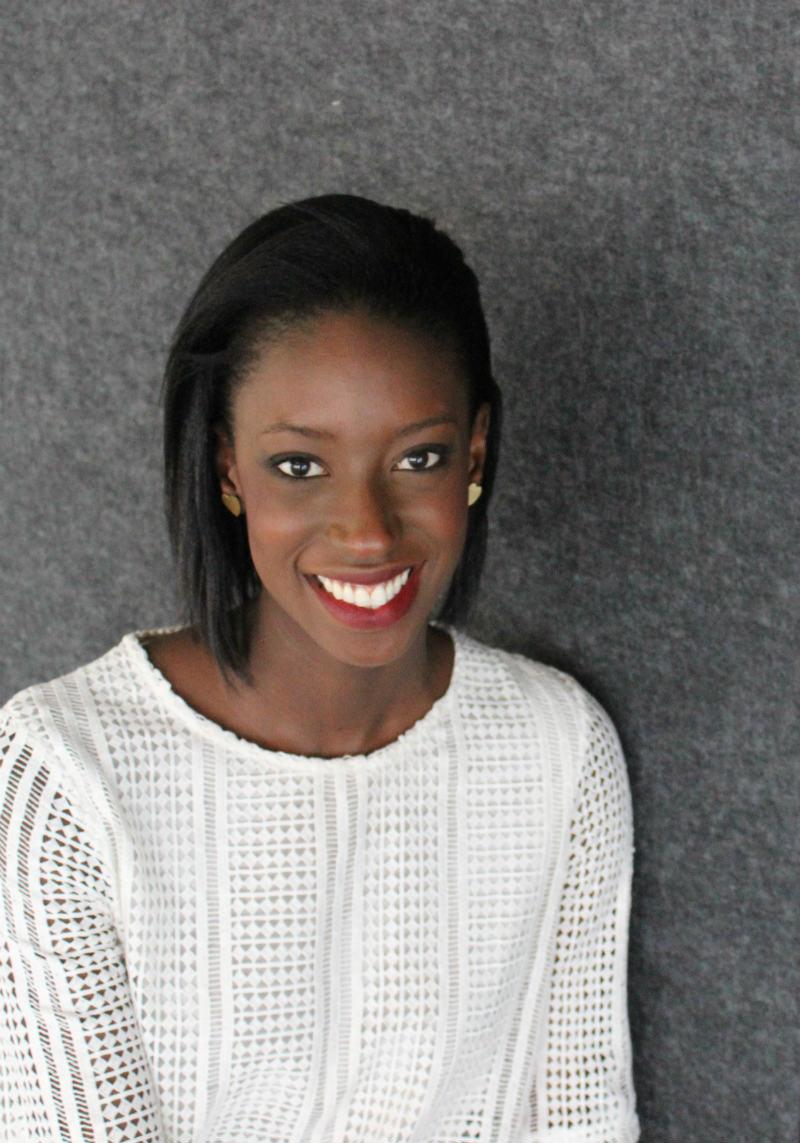 Abena Ofori Social Impact Manager & Co-Founder