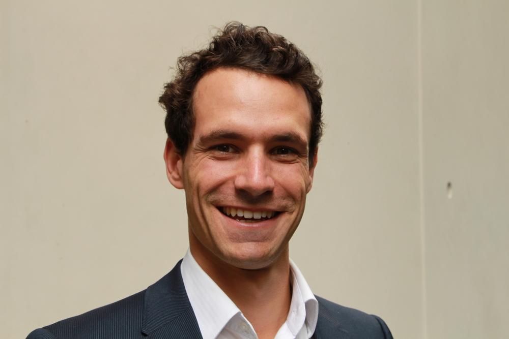 Alex Oppes Social Ventures Australia