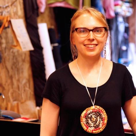 Grace McQuilten The Social Studio