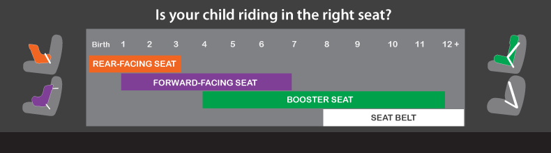 Child Passenger Safety Law