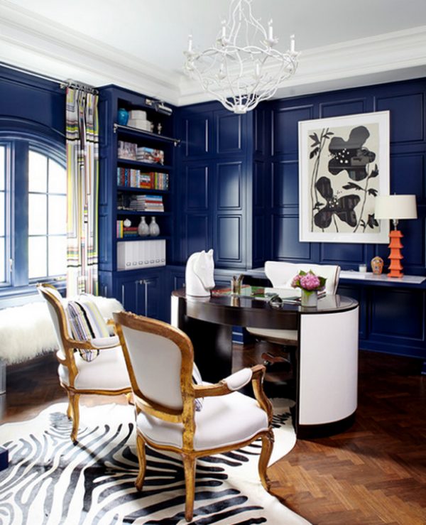 glossy-blue