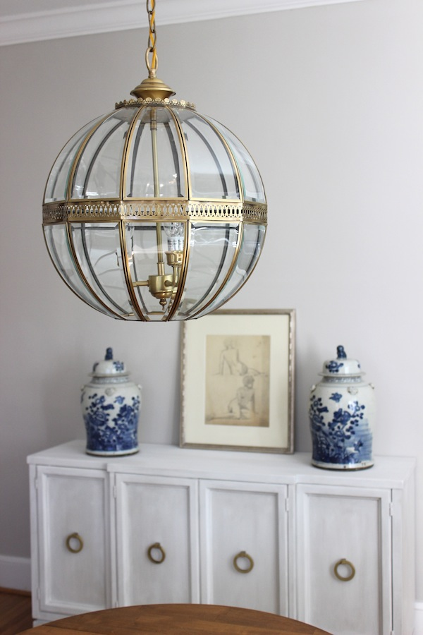 Blue Door Living Dining Room Chandelier
