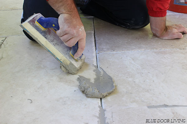 how-to-grout
