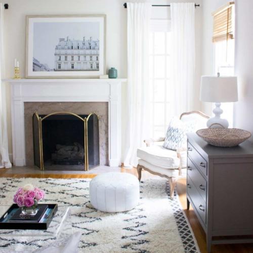Shoji White: Our Home's Breakout Paint Color