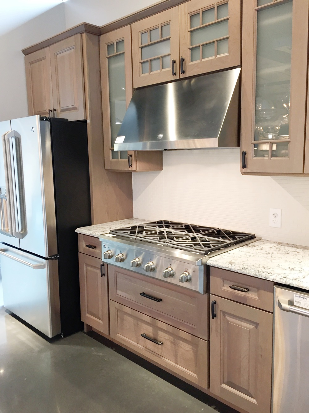 Kitchen Appliance Combos 5 Things That Surprised Me At The Kitchen Showroom Blue Door Living