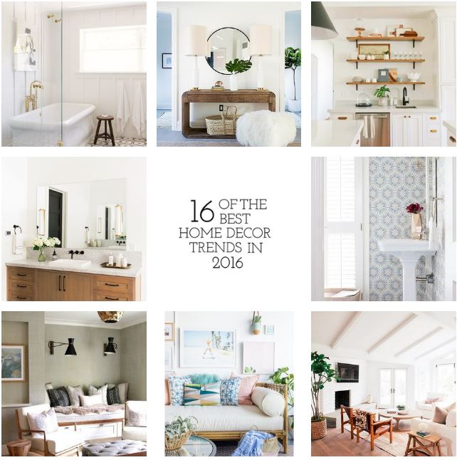 Home Decor Trends That Will Shape Your House In 2017 Home Decor