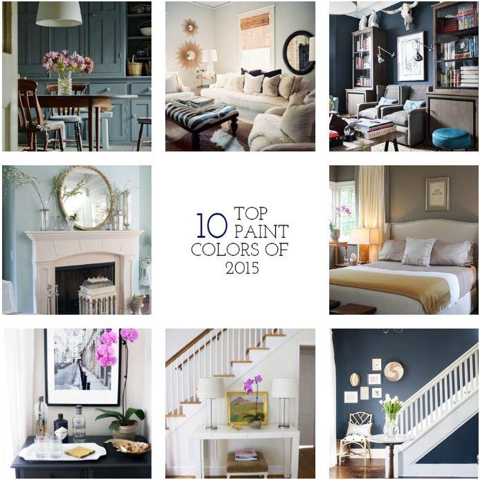 top 10 paint colors blue door living
