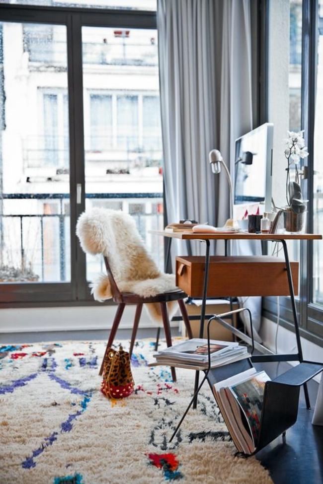 Boucherouite-rug