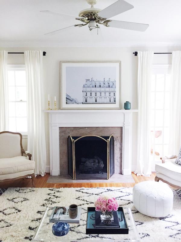 Home Tour On Design Sponge Blue Door Living