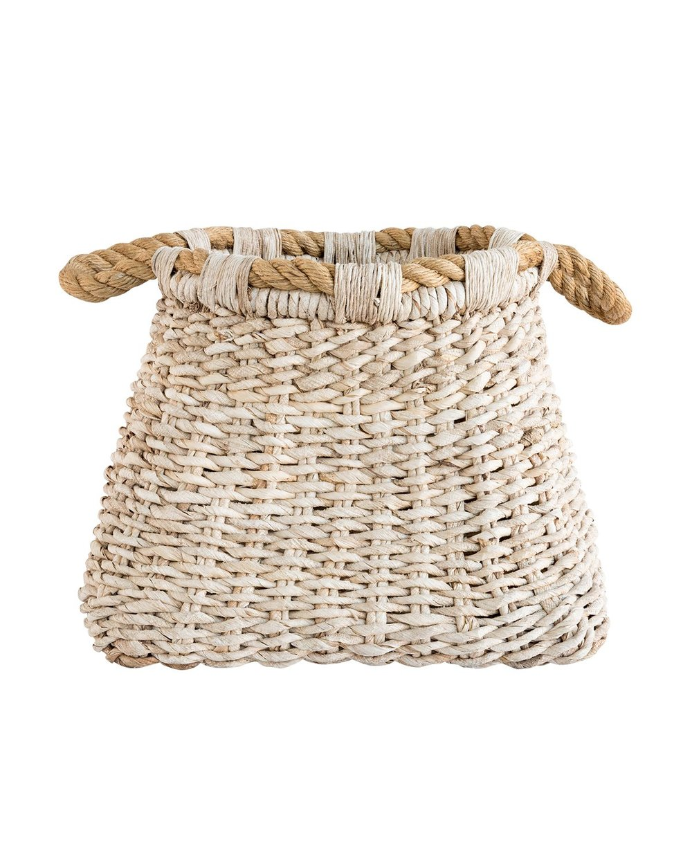 banana bark basket - sold by McGee & Co