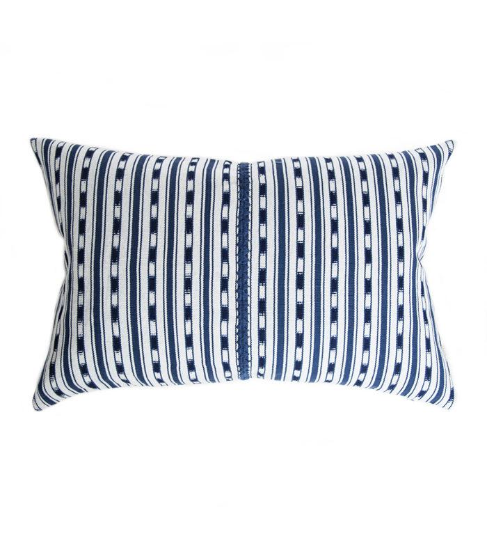 backstripe lumbar pillow - Sold By Blue Door Living