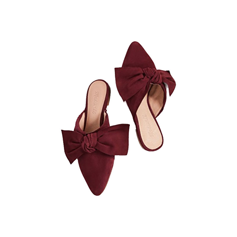 Bow Mules - MADEWELL