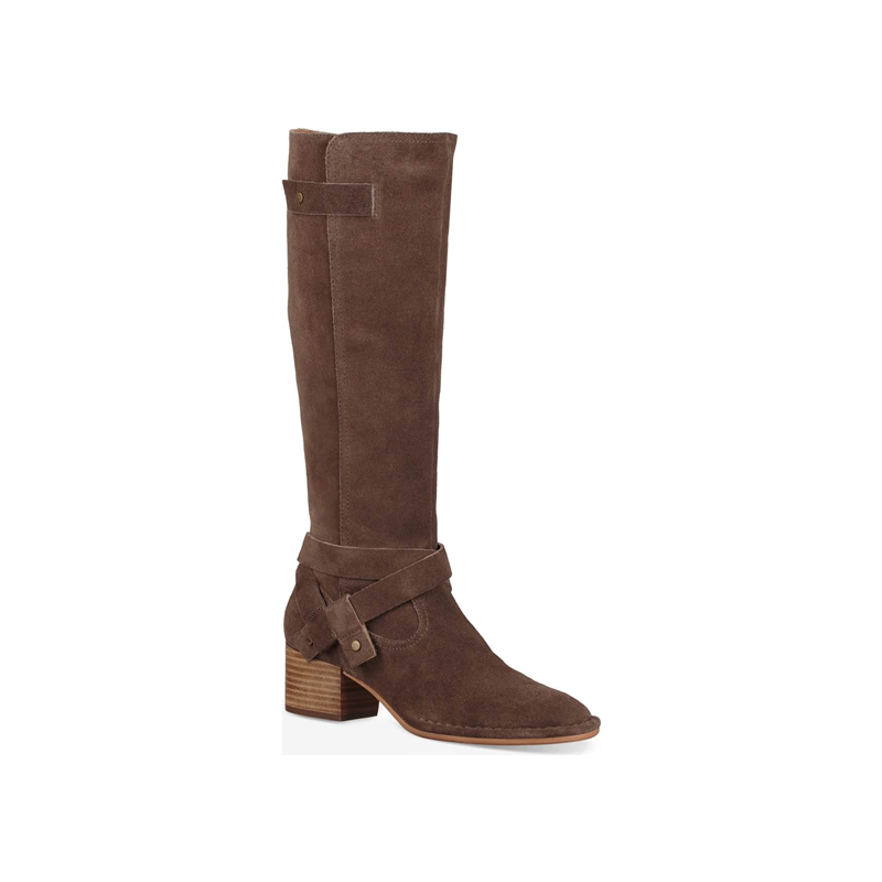 Knee High Suede Boot - UGG