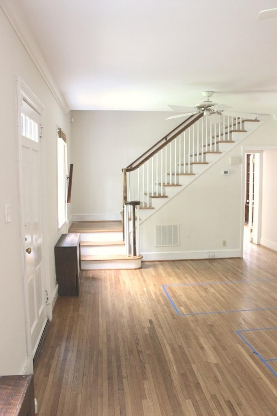 Front Door Opens Directly Into Living Room