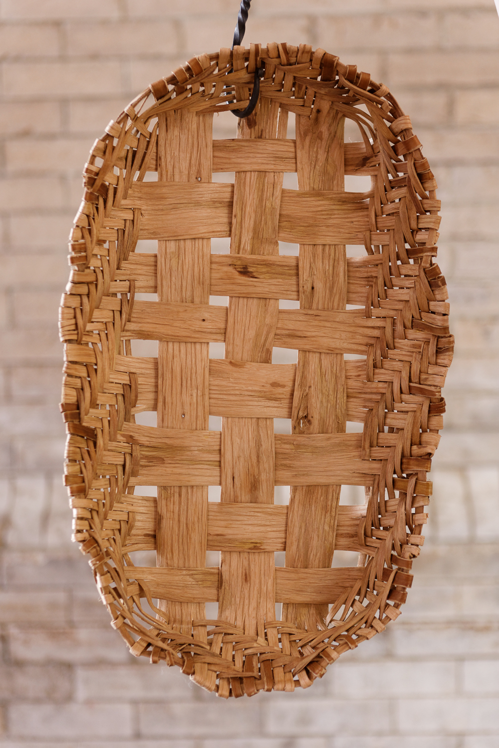Hand-Split Baskets