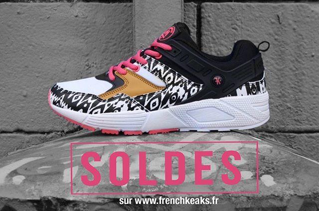 Venez profiter des soldes sur notre site www.frenchkeaks.fr