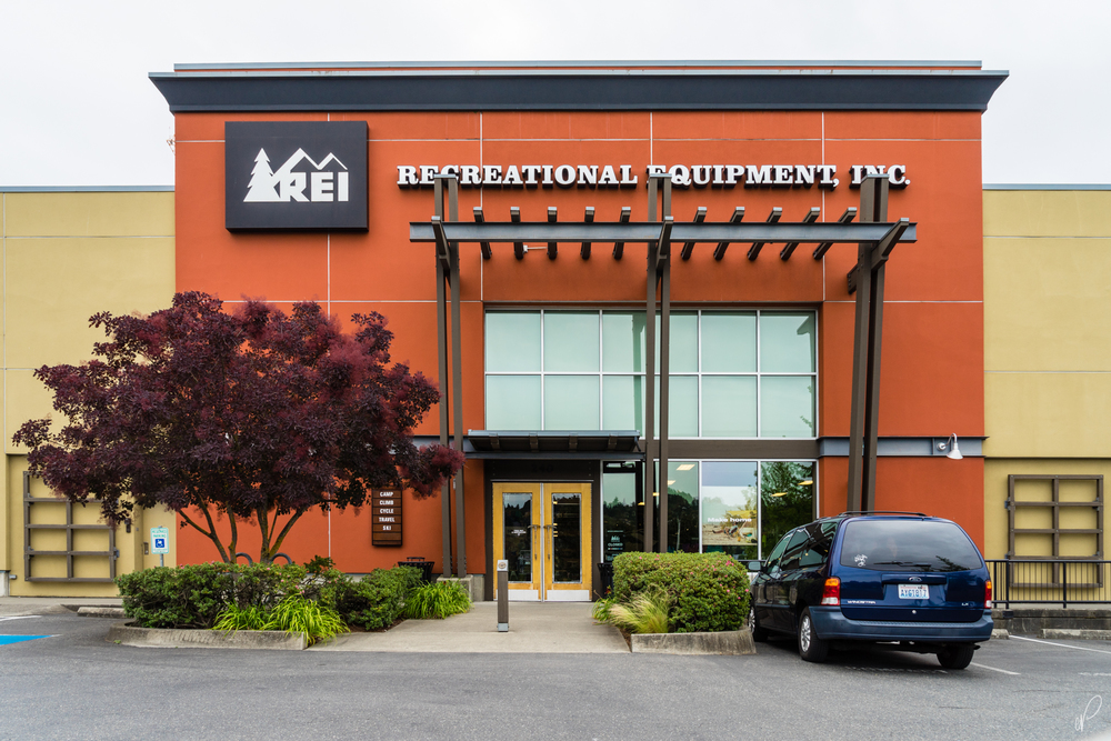 REI, It's like MEC, but better.