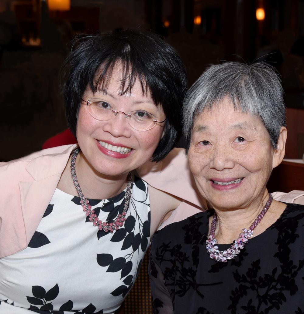 Mei-Yu Hsu and Sharon (Hsiu-Luan) Hsu Yao