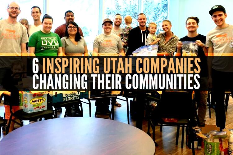 6 inspiring utah companies