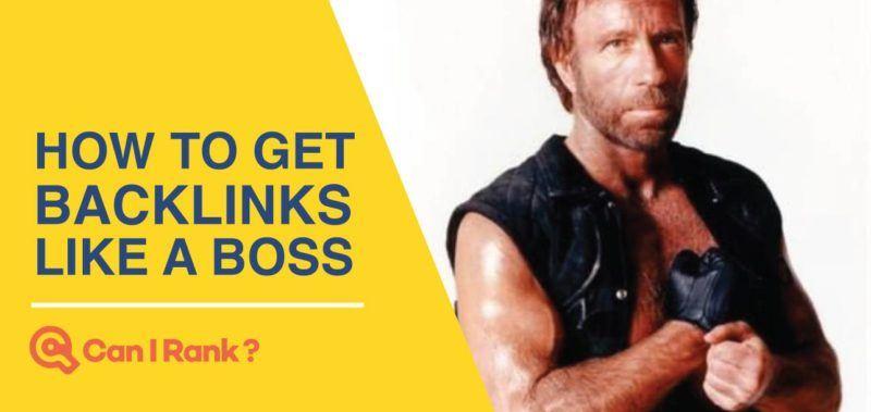backlink like a boss