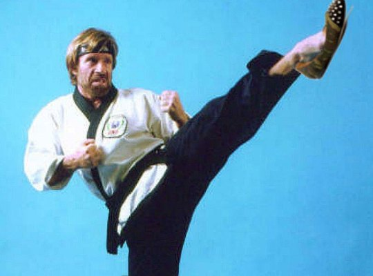 chuck norris does seo