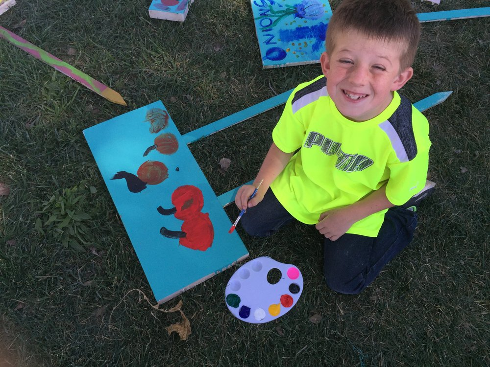 Garden Club Sign Painting 2015-09-25 047.JPG