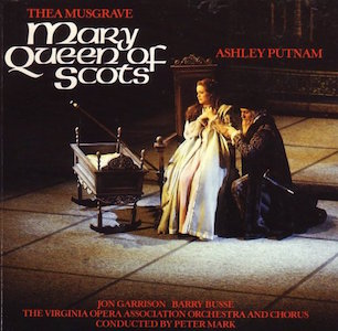 1989: Mary Queen of Scots, Virginia Opera