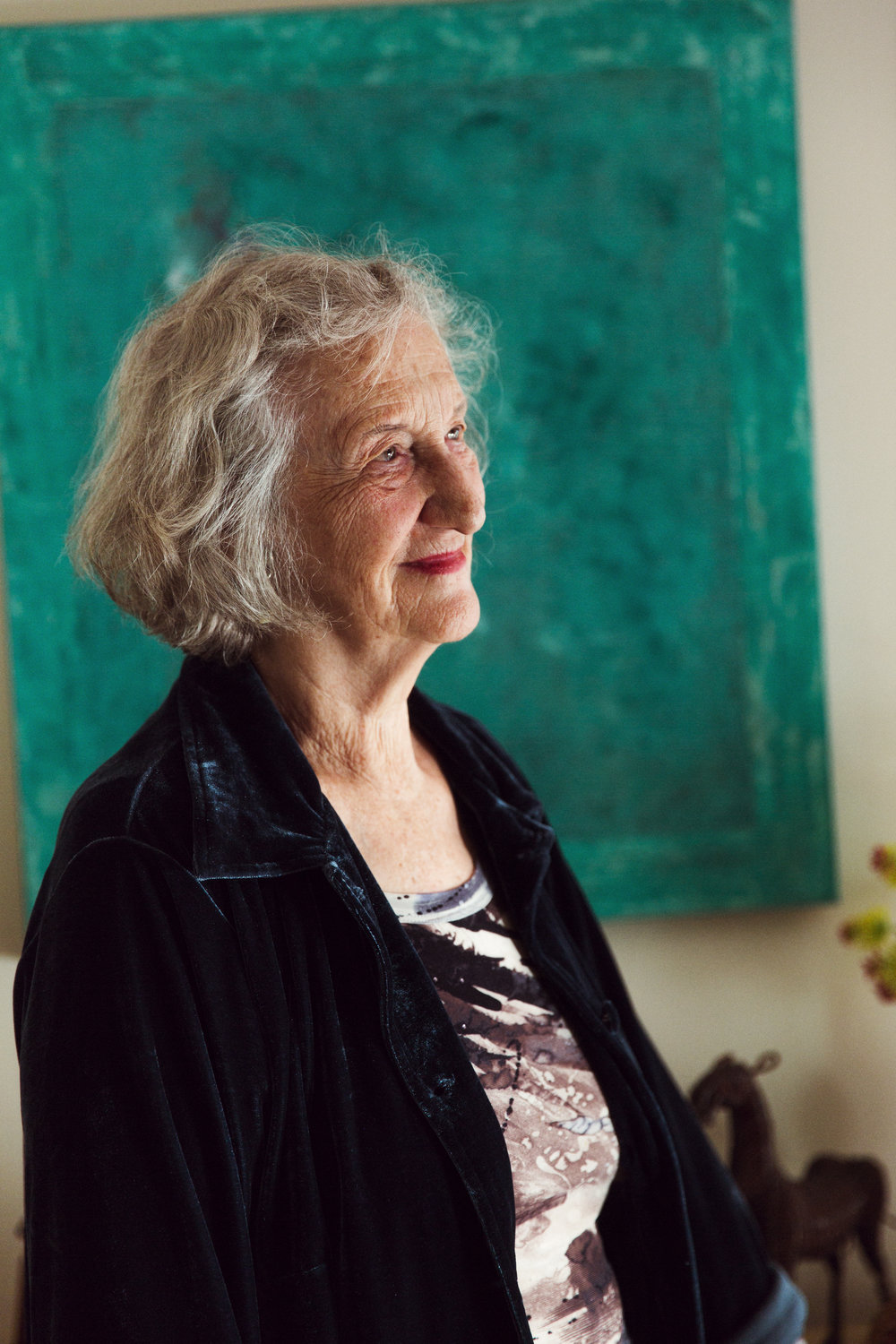 Thea Musgrave (2015), photo by  Bryan Sheffield