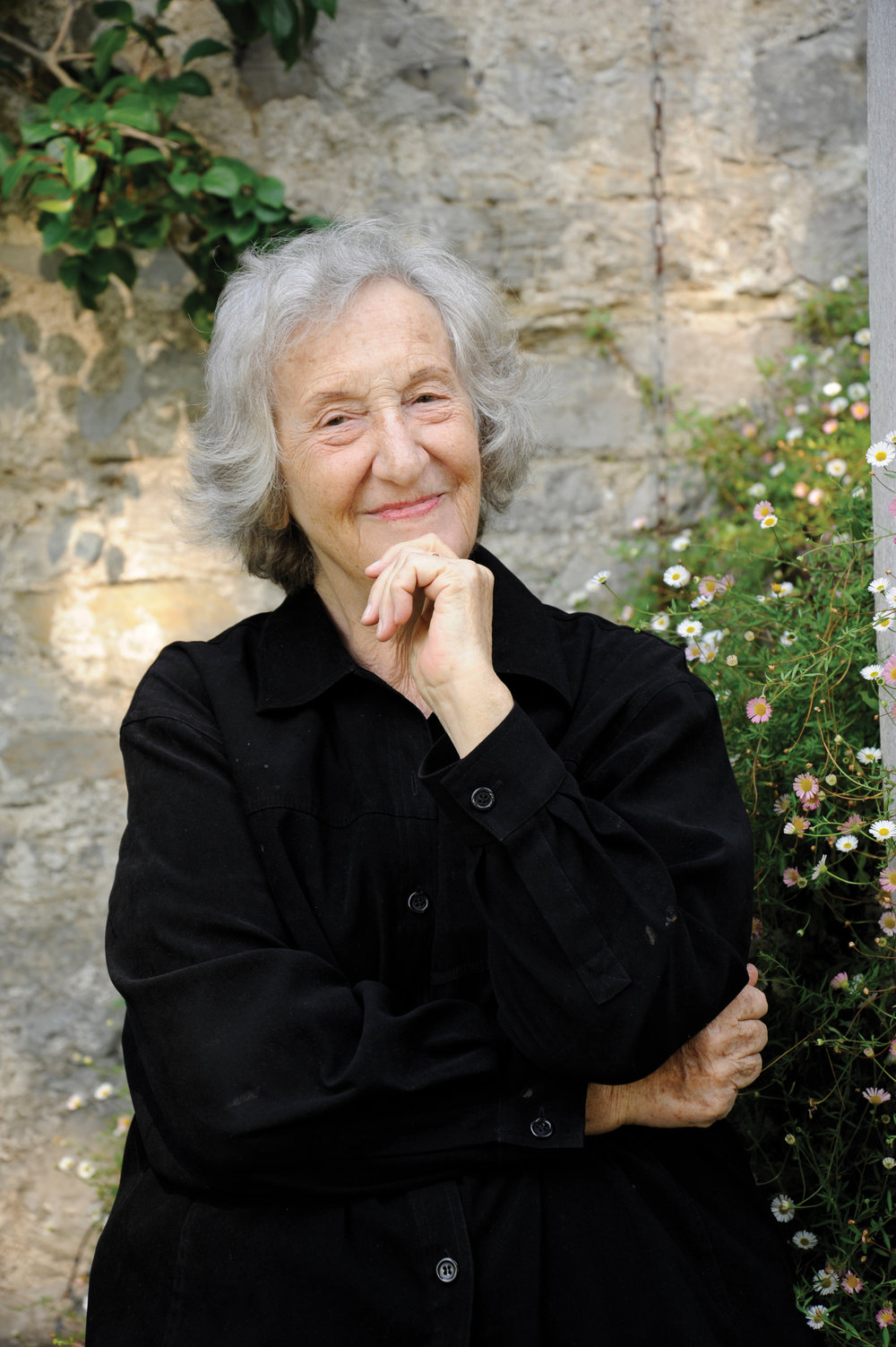 Thea Musgrave 2010, photo by Kate Mount