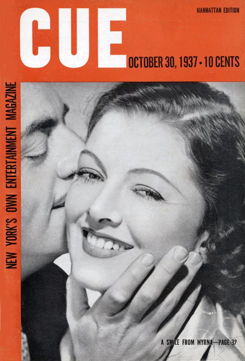 CUE October 30, 1937