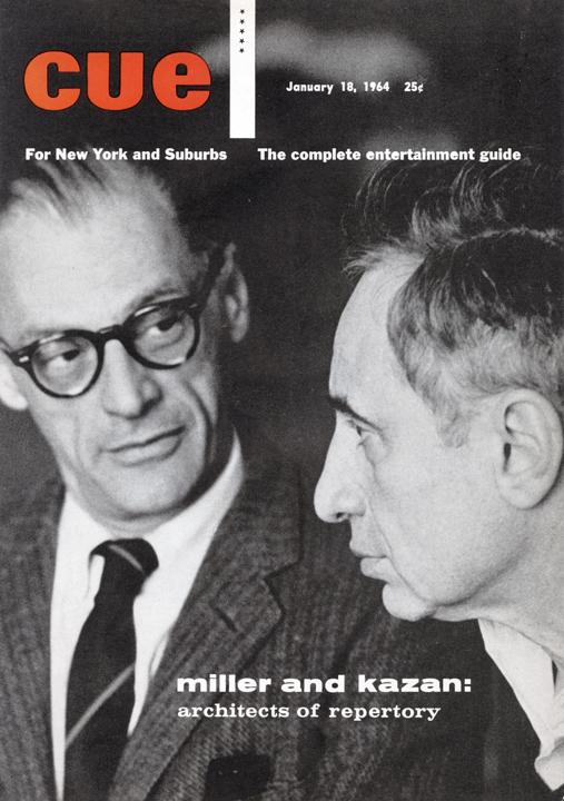 CUE January 18, 1964