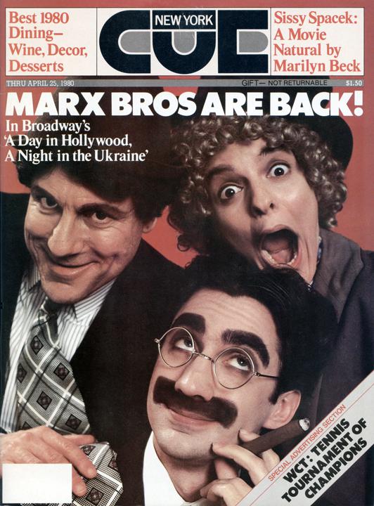 CUE April 25, 1980