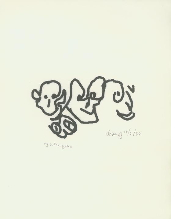 False Faces  10/6/86