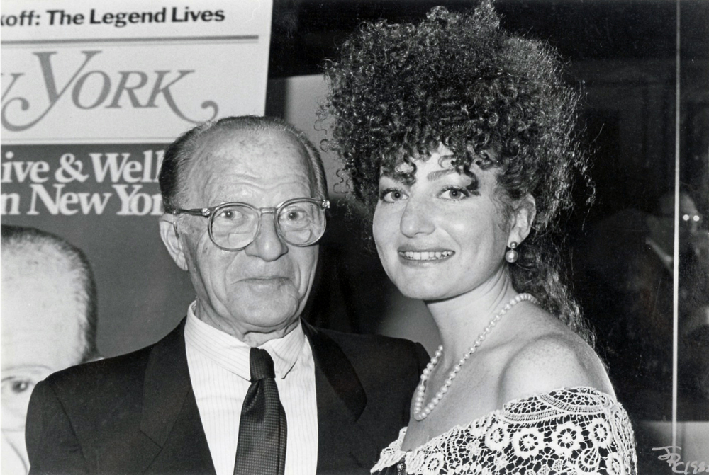Mort Glankoff and Wendy Snyder Salute to Mort Glankoff, 1982