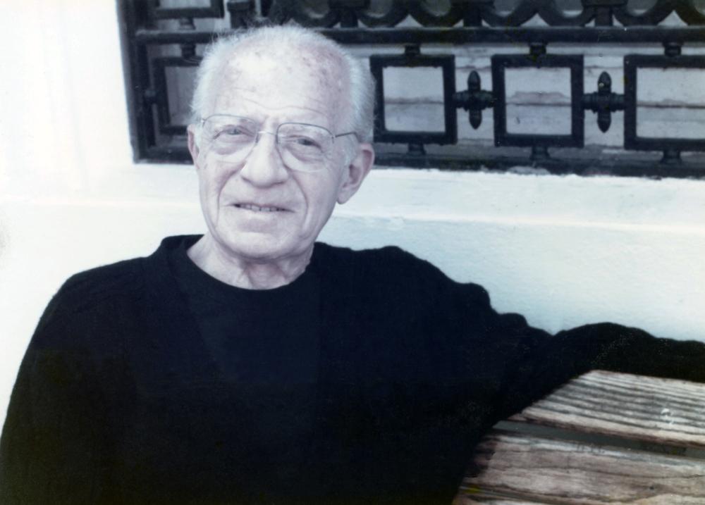 Mort Glankoff, 1986 Los Angeles, CA