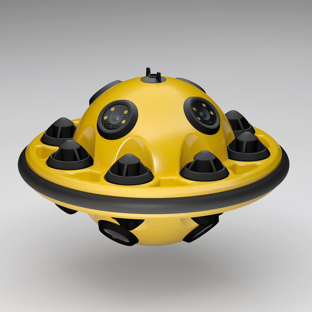 - The 360-ROV is a high definition, 360 spherical, modular ROV and lighting system